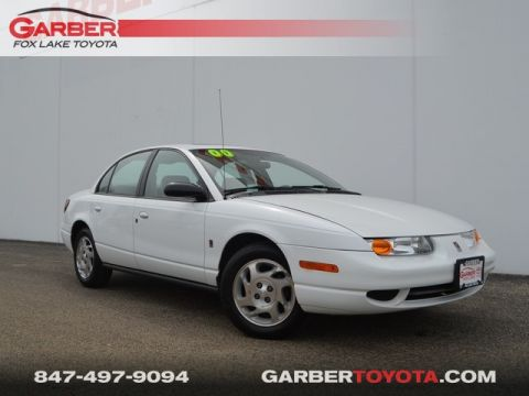 Pre-Owned 2000 Saturn SL2 Base