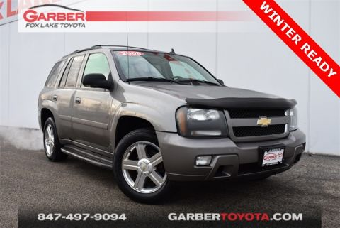 Pre Owned 2008 Chevrolet Trailblazer Lt 4d Sport Utility In Fox Lake