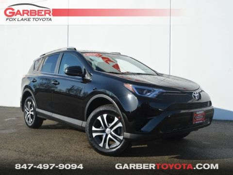 Certified Pre-Owned 2016 Toyota RAV4 LE AWD