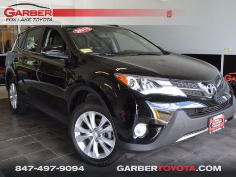 Certified Pre-Owned 2015 Toyota RAV4 Limited AWD
