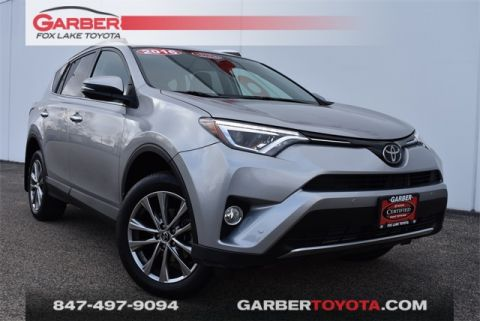 Certified Pre Owned 2016 Toyota Rav4 Limited Awd