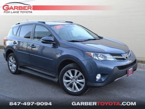 Certified Pre-Owned 2013 Toyota RAV4 Limited AWD