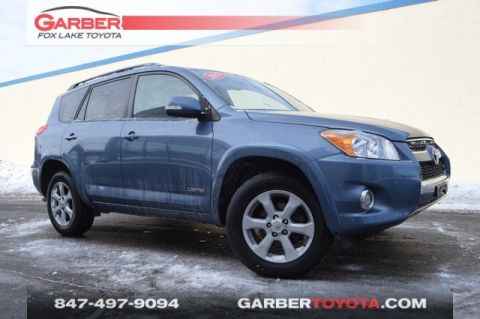 Certified Pre-Owned 2012 Toyota RAV4 Limited 4WD