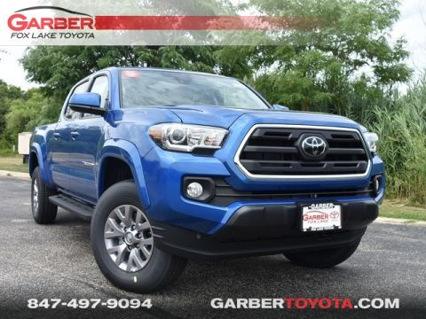 New 2018 Toyota Tacoma  4D Double Cab