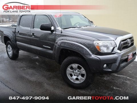 Certified Pre-Owned 2013 Toyota Tacoma Base 4WD