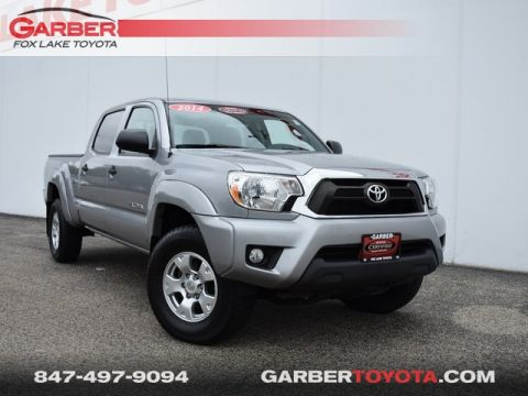 Certified Pre-Owned 2014 Toyota Tacoma Base 4WD