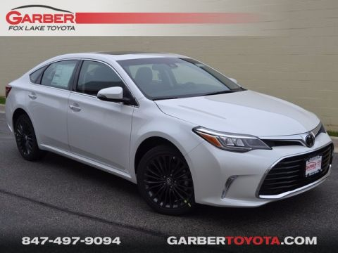 New 2018 Toyota Avalon Touring With Navigation