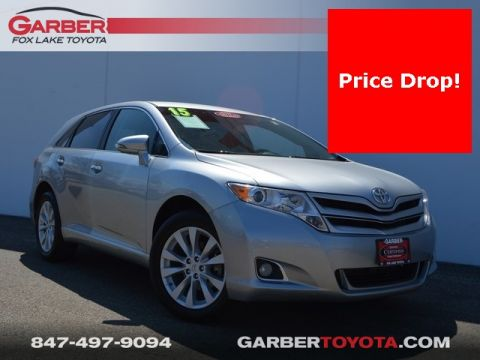 Certified Pre-Owned 2015 Toyota Venza XLE AWD