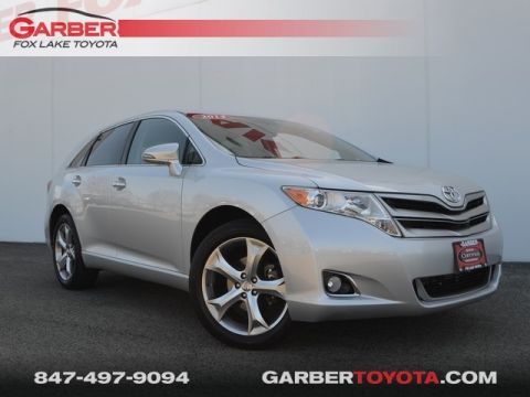 Certified Pre-Owned 2014 Toyota Venza XLE