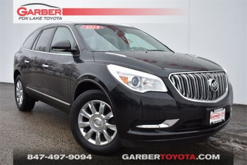Pre-Owned 2014 Buick Enclave Leather Group AWD