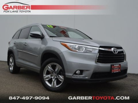 Certified Pre-Owned 2015 Toyota Highlander Limited AWD