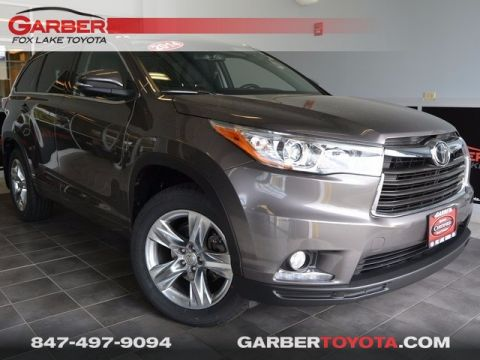 Pre-Owned 2014 Toyota Highlander Limited Platinum V6 AWD