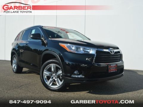 Certified Pre-Owned 2015 Toyota Highlander  AWD
