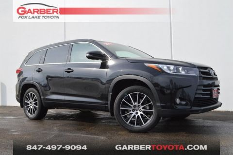 Certified Pre-Owned 2017 Toyota Highlander SE AWD