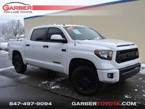 Certified Pre-Owned 2016 Toyota Tundra TRD Pro 4WD