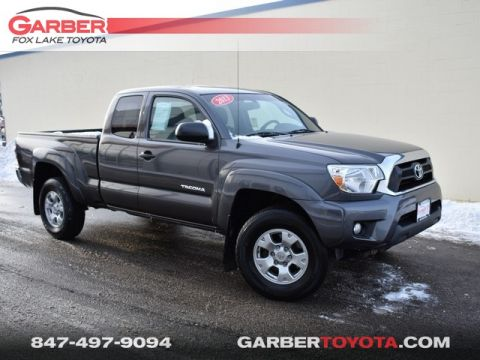 Pre-Owned 2013 Toyota Tacoma Base 4WD