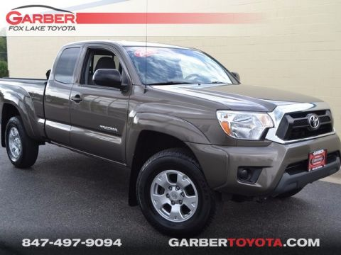 Pre-Owned 2015 Toyota Tacoma Base 4WD
