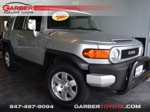 Pre-Owned 2007 Toyota FJ Cruiser Base 4WD