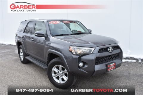 Certified Pre-Owned 2016 Toyota 4Runner  4WD