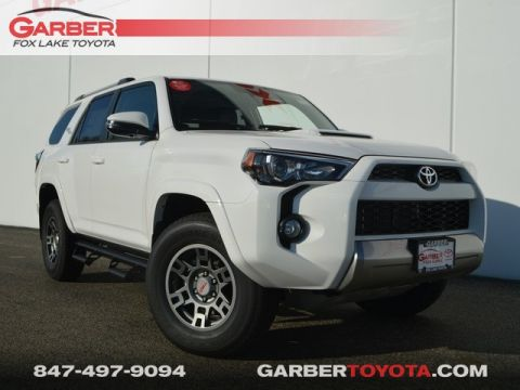 New 2018 Toyota 4Runner TRD Off-Road Premium With Navigation & 4WD