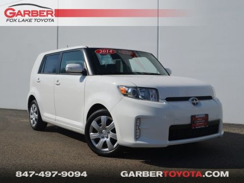 Certified Pre-Owned 2014 Scion xB Base