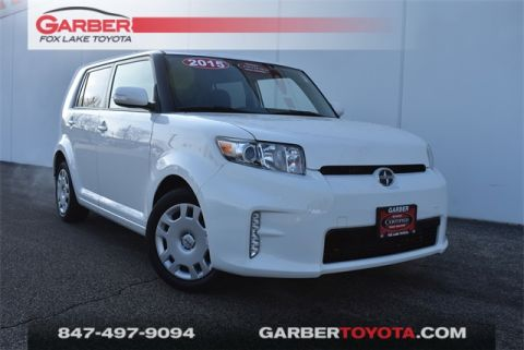 Certified Pre-Owned 2015 Scion xB 686 Parklan Edition
