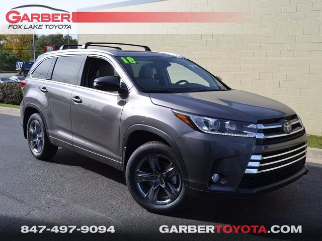 2018 toyota highlander limited platinum. simple highlander new 2018 toyota highlander limited platinum in toyota highlander limited platinum