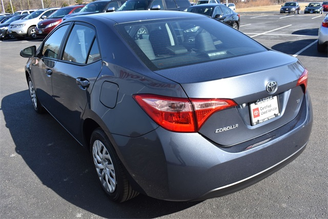 Certified Pre-Owned 2017 Toyota Corolla LE