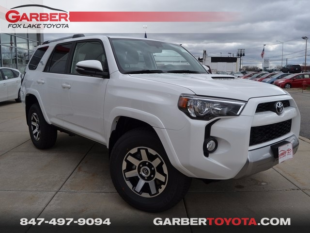 new 2017 toyota 4runner trd off road premium 4d sport utility in fox lake h5430909 garber fox. Black Bedroom Furniture Sets. Home Design Ideas