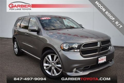 Pre-Owned 2011 Dodge Durango R/T AWD