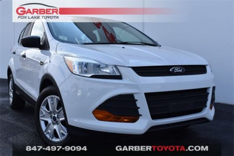 Pre-Owned 2016 Ford Escape S 4 door