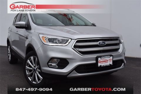Pre-Owned 2017 Ford Escape Titanium 4 door