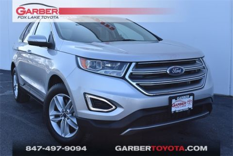 Pre-Owned 2016 Ford Edge SEL 4 door
