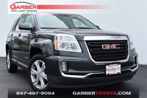 Pre-Owned 2017 GMC Terrain SLE-2 4 door