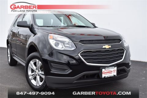 Pre-Owned 2017 Chevrolet Equinox FWD 4D Sport Utility