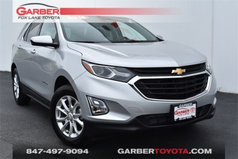 Pre-Owned 2018 Chevrolet Equinox LT 4 door