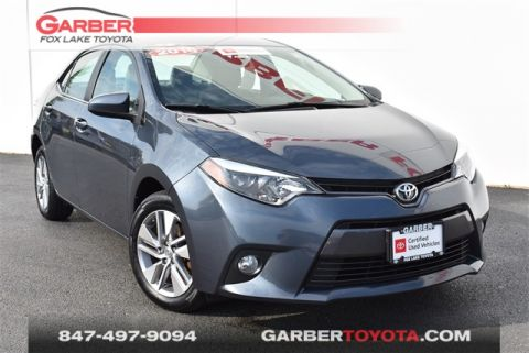 Certified Pre-Owned 2016 Toyota Corolla L 4 door