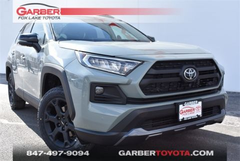 New 2020 Toyota RAV4 TRD Off Road 4 door