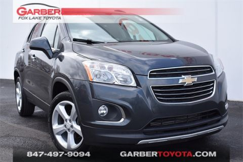 Pre-Owned 2016 Chevrolet Trax LTZ 4 door
