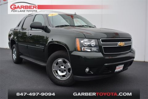 Pre-Owned 2013 Chevrolet Avalanche 1500 LT 4WD