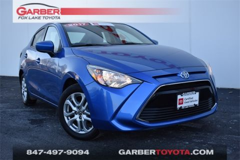 Certified Pre-Owned 2017 Toyota Yaris iA Base 4D Sedan