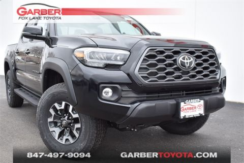 New 2020 Toyota Tacoma 4 door