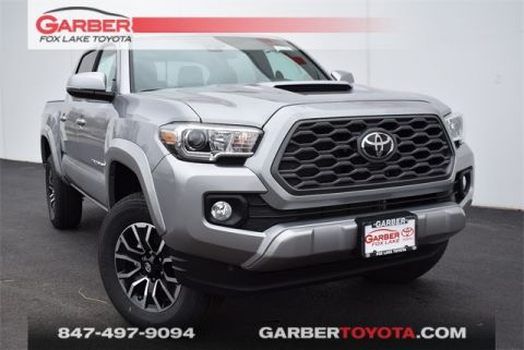 New 2020 Toyota Tacoma TRD Sport Double Cab 5' Bed V6 (Natl)