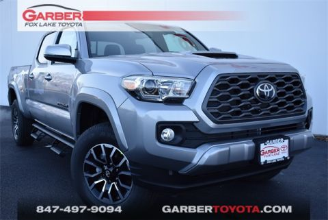 New 2020 Toyota Tacoma TRD Sport 4 door