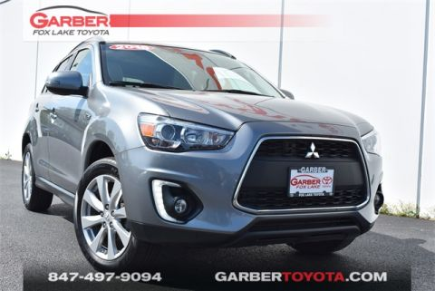 Pre-Owned 2015 Mitsubishi Outlander Sport GT 4 door