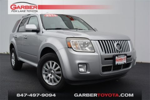 Pre-Owned 2010 Mercury Mariner Premier 4WD