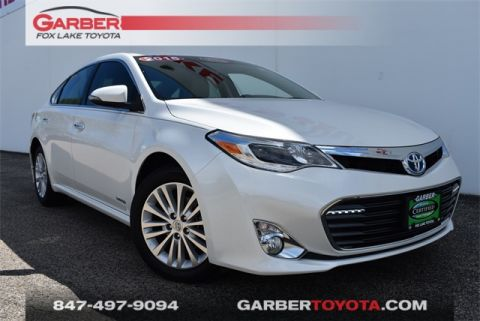 Certified Pre-Owned 2015 Toyota Avalon Hybrid XLE Touring