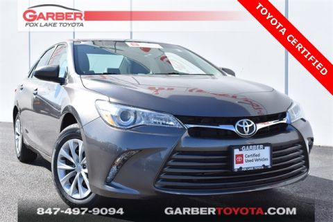 Certified Pre-Owned 2017 Toyota Camry LE 4 door