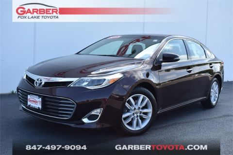 Pre-Owned 2013 Toyota Avalon XLE 4 door