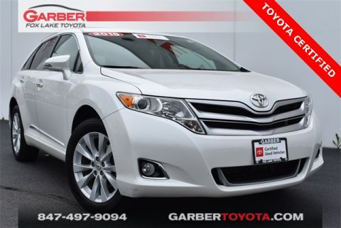 Certified Pre-Owned 2015 Toyota Venza XLE 4 door
